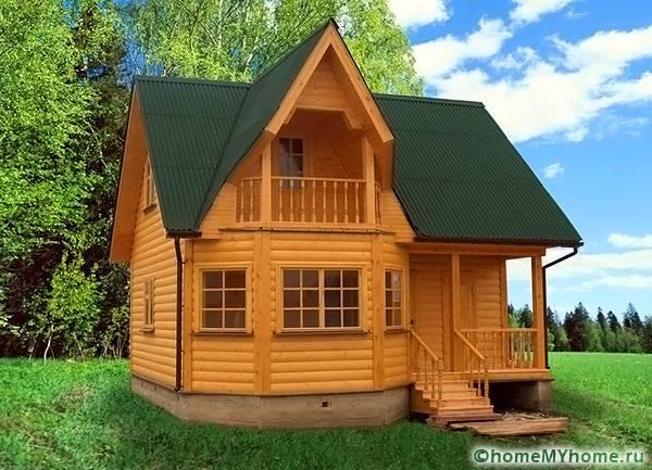 Естествена красота от дървен материал