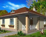 Проекти на едноетажни къщи до 100 кв. м.