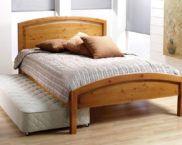 Łóżko zrób to sam wykonane z drewna