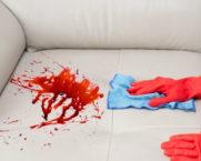 Как да премахнете кръвта
