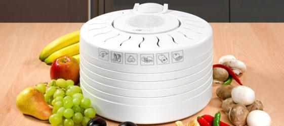 Електрическа сушилня за зеленчуци и плодове