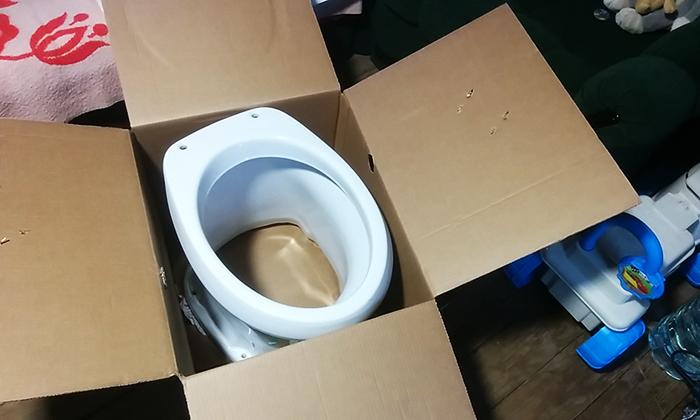 Основната разлика между тоалетните за вили от обикновените е наличието на широка дюза за отпадъци