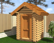 На какво разстояние от оградата можете да построите тоалетна