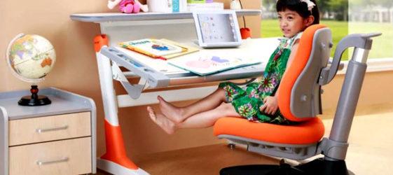 Детски ортопедичен стол за ученици