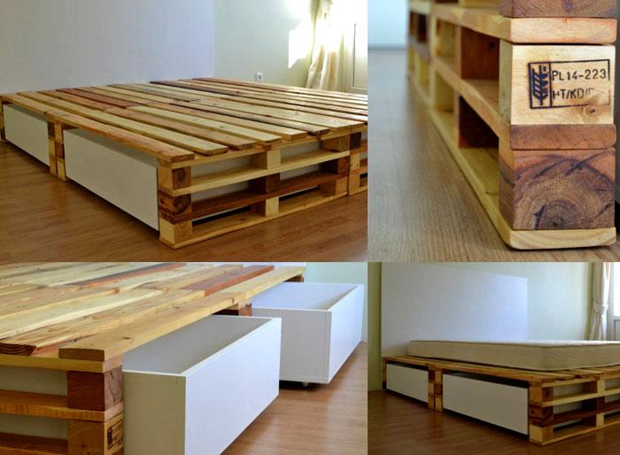 Zamiast tworzyć własne nisze, możesz użyć starych pudełek płaskich. Możesz zostawić je w wieku lub przywrócić.