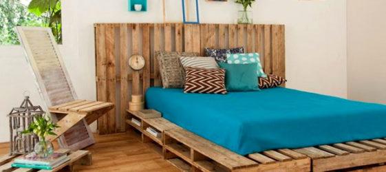 Направи си сам палетно легло: стъпка по стъпка, снимка