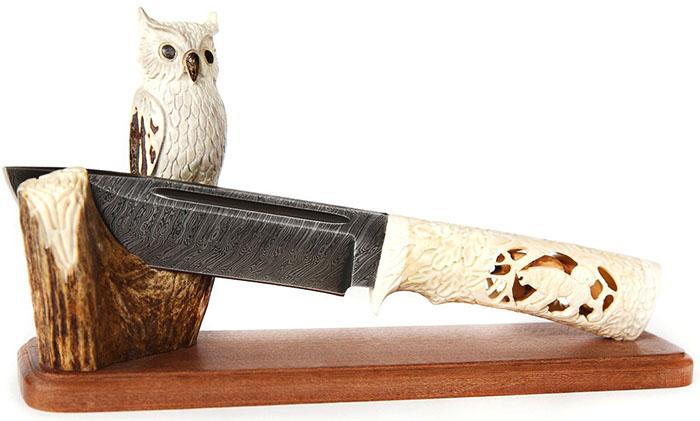 Стойка Бухал с удобен държач за ножове